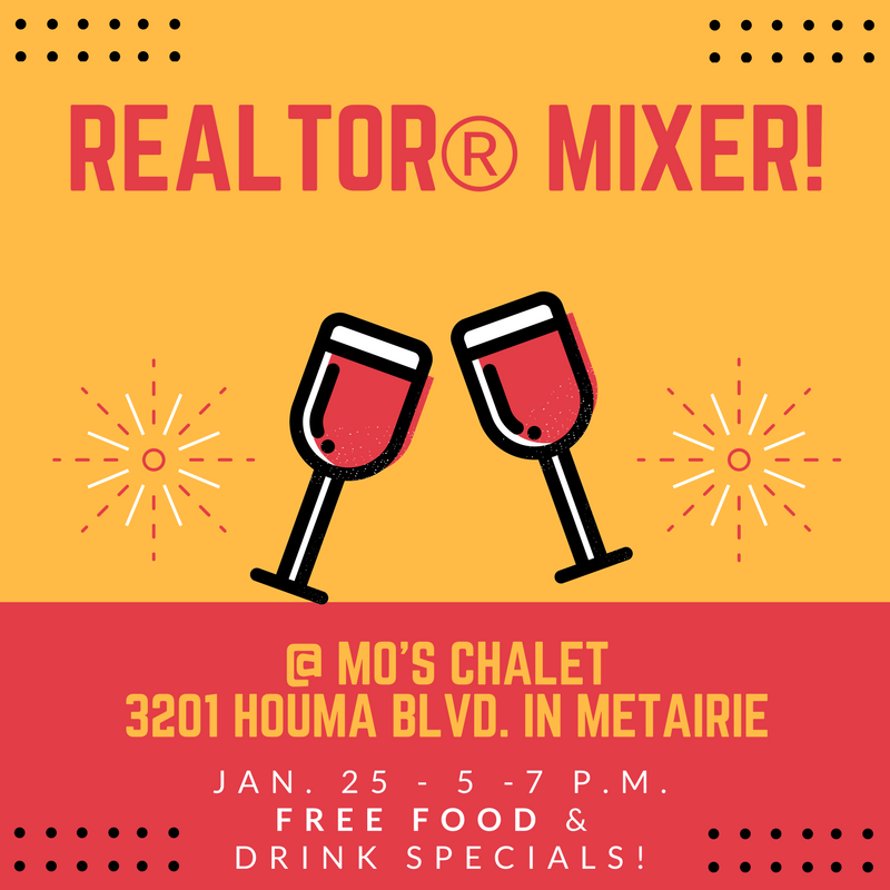 REALTOR MIXER AT MOS CHALET